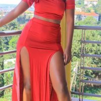 Leah Rwandese Escort in ngong road